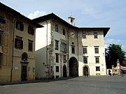Palazzo del Orologio, Pisa, Italia