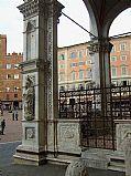 CappeIla di Piazza, Siena, Italia