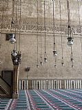 Mezquita de Hassán, El Cairo, Egipto