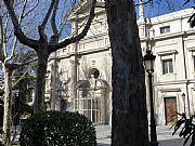 Plaza de la Marina Espa?ola, Madrid, España
