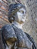 Foto de Ostia Antica, Casa de la Fortuna Anuaria, Italia - Diosa Fortuna