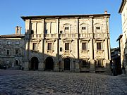 Piazza Grande, Montepulciano, Italia