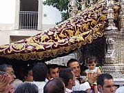 Virgen de la Trinidad, Malaga, España