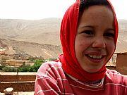 Tamtattouchte, Gargantas del Todra, Marruecos