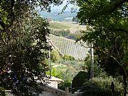 Via Bagnaia, San Gimignano, Italia