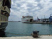 Foto de Malaga, Puerto de Malaga, España - Celajes
