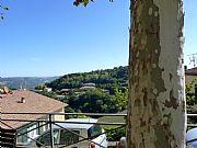 Viale Vittorio Veneto, Volterra, Italia