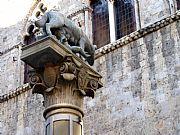 Piazza Tomei, Siena, Italia
