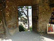 Rocca di Mostestaffoli, San Gimignano, Italia