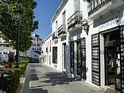 Plaza de la Villa , Mijas, España