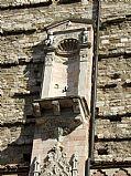 Fachada de la Catedral, Perugia, Italia