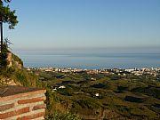 Foto de Mijas, Jardines del Muro, España - Horizonte marino