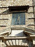 Portada de la Catedral, Perugia, Italia