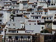 Paseo del Muro , Mijas, España