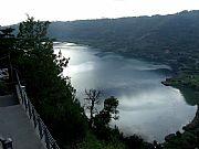 Mirador del Belvedere, Nemi, Italia