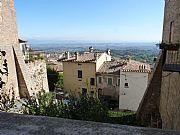 Via dei Collazzi, Montepulciano, Italia