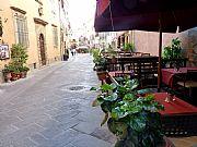 Via Antonio Gramsci, Volterra, Italia