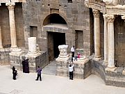 Teatro romano , Bosra, Siria