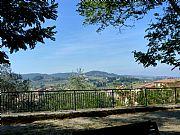 Via dei Fossi, San Gimignano, Italia