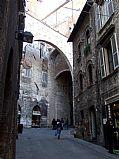 Via Maesta delle Volte, Perugia, Italia