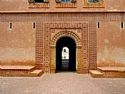 Jardines de la Menara, Marrakech, Marruecos