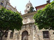 Jardines de la Catedral, Malaga, España