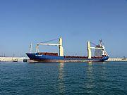 Foto de Malaga, Puerto de Malaga, España - Azules
