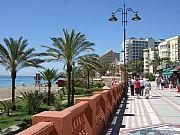 Foto de Benalmadena, Playa de Benalmadena, España - Paseo Maritimo