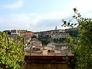 Via Giuseppe Garibaldi, Siena, Italia