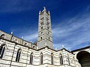 Duomo, Siena, Italia