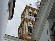 Plaza de la Iglesia, Marbella, España