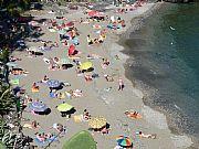 Playa de Benalnatura, Benalmadena, España