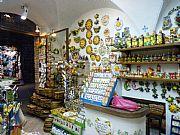 Via San Giovanni, San Gimignano, Italia