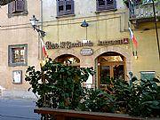 Piazza XX Settiembre, Volterra, Italia