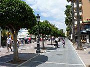 Paseo Duque de Ahumada, Marbella, España