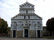 Piazza San Paolo a Ripa, Pisa, Italia
