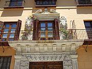 Calle del Cister, Malaga, España