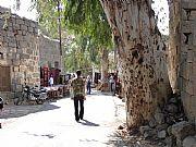Ruinas romanas, Bosra, Siria