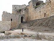 Crac de los Caballeros, Crac de los Caballeros, Siria