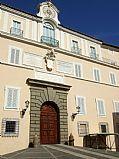 Palacio Pontificio, Castel Gandolfo, Italia