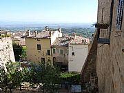 Via di Colazzi, Montepulciano, Italia