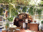 Bodega El Pimpi, Malaga, España