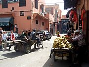 Kasbah, Marrakech, Marruecos