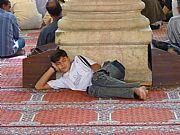 Mezquita de los Omeyas , Damasco, Siria