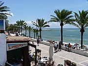 Paseo Maritimo Duque de Ahumada, Marbella, España