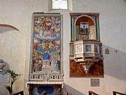 Iglesia de San Agostino, San Gimignano, Italia