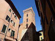 Via del Monte, Pisa, Italia
