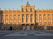 Palacio de Oriente, Madrid, España