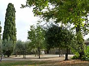 La Rocca, San Gimignano, Italia