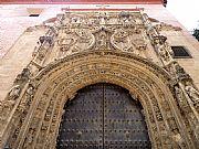 Calle de Santa Maria, Malaga, España